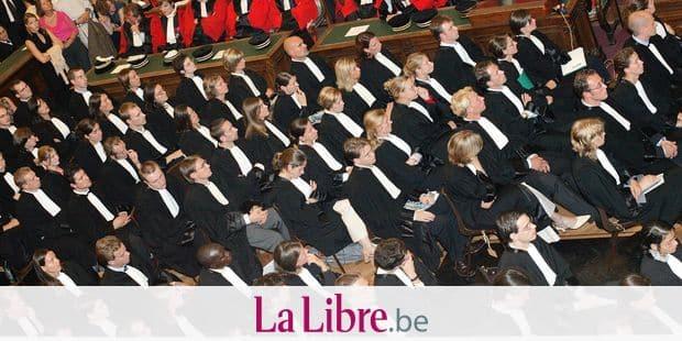 Rentree judiciaire et prestation de serment des nouveaux avocats a la Cour d'appel de Bruxelles
