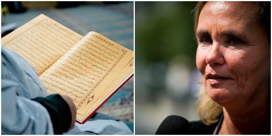 Des cours enseignés par des salafistes, justification de la violence faite aux femmes: Liesbeth Homans remet en cause une mosquée à Louvain