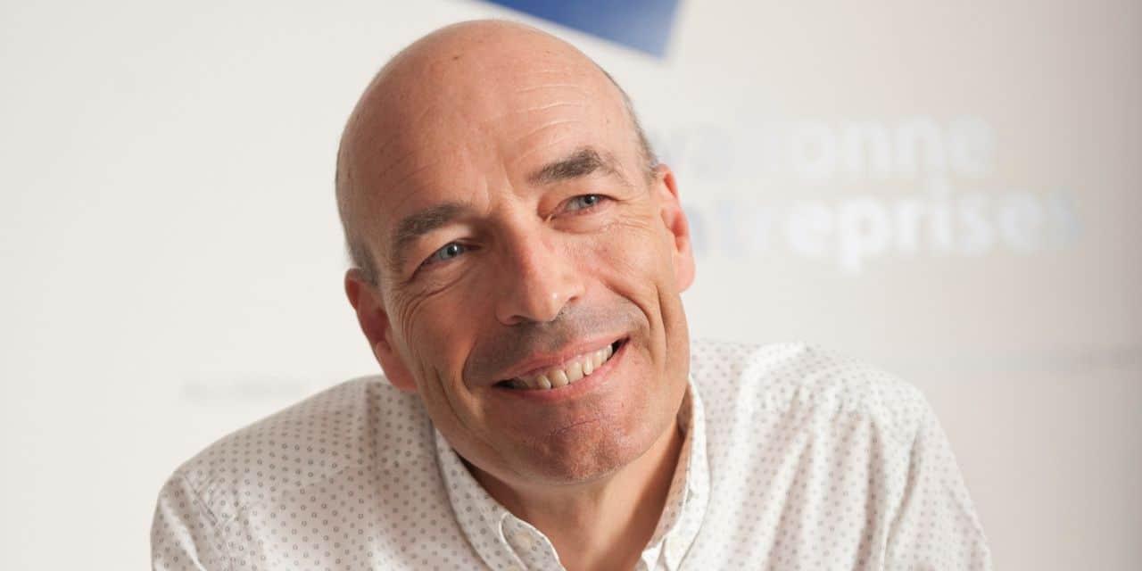 """""""L'économie wallonne se porte un peu mieux, mais il ne faut pas oublier qu'elle est sous perfusion"""", souligne Olivier de Wasseige, CEO de l'UWE."""