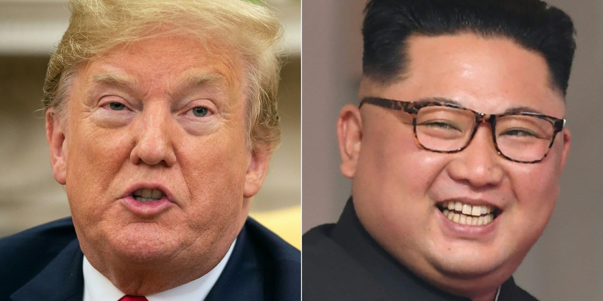 """""""Rage"""", le livre qui révèle comment Donald Trump et Kim Jong-un sont """"tombés amoureux"""" en s'écrivant des lettres"""