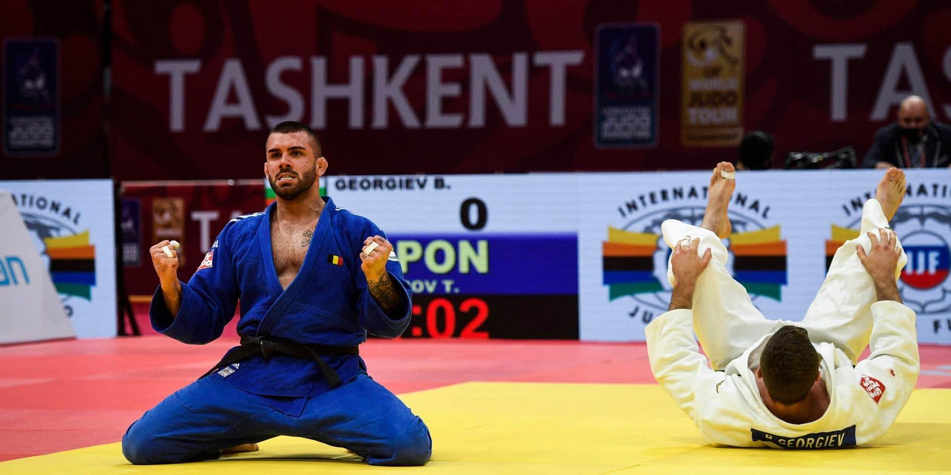 """Toma Nikiforov remporte son premier Grand Chelem à Tachkent : """"J'ai un poids en moins sur les épaules"""""""