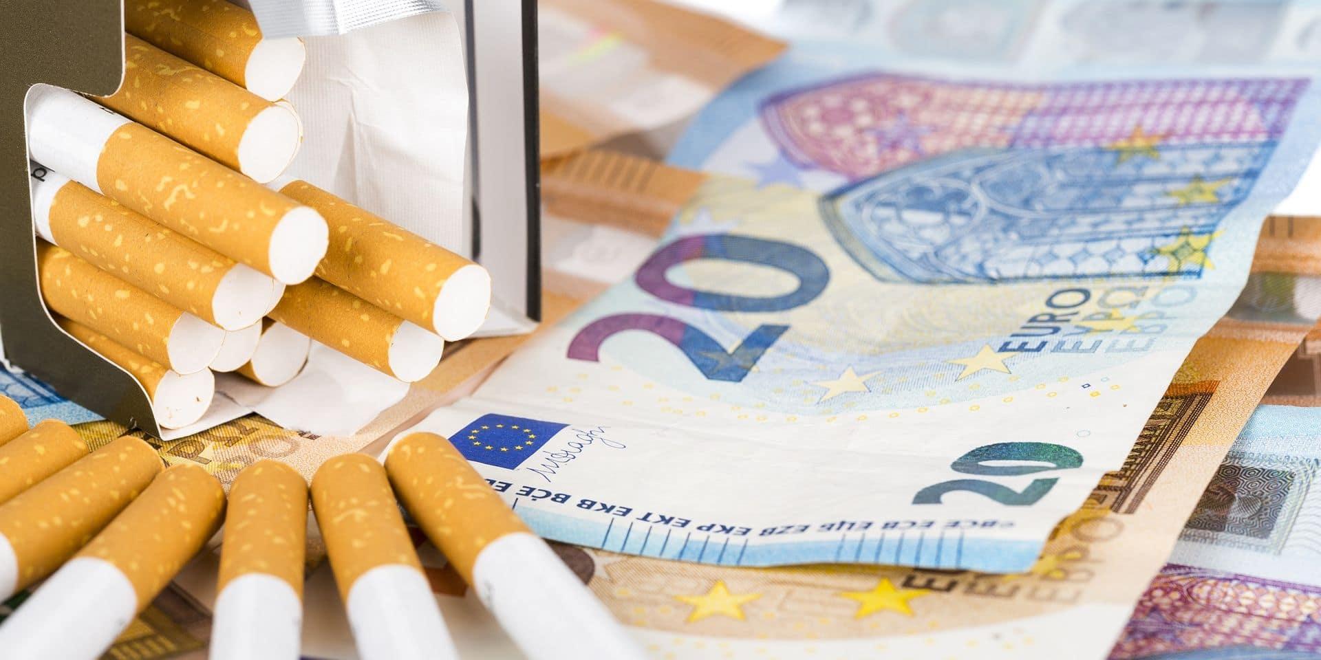Même moins nombreux, les fumeurs restent une mine d'or pour l'Europe et la Belgique