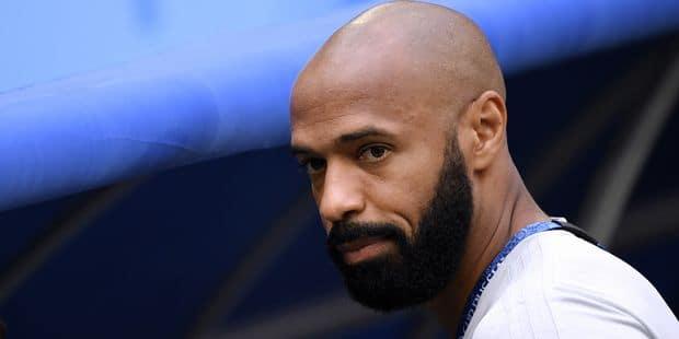 Et si Thierry Henry devenait le T2 des Diables rouges? - La Libre
