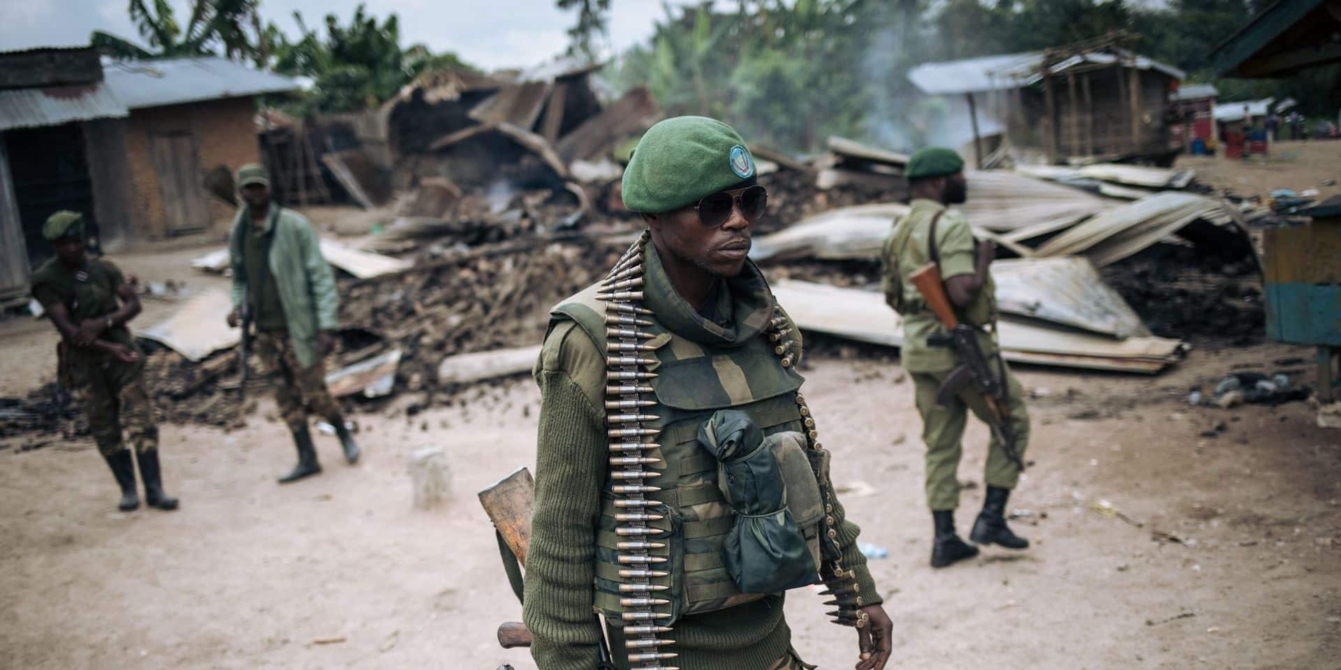RDC: au moins neuf morts dans une nouvelle attaque attribuée aux ADF