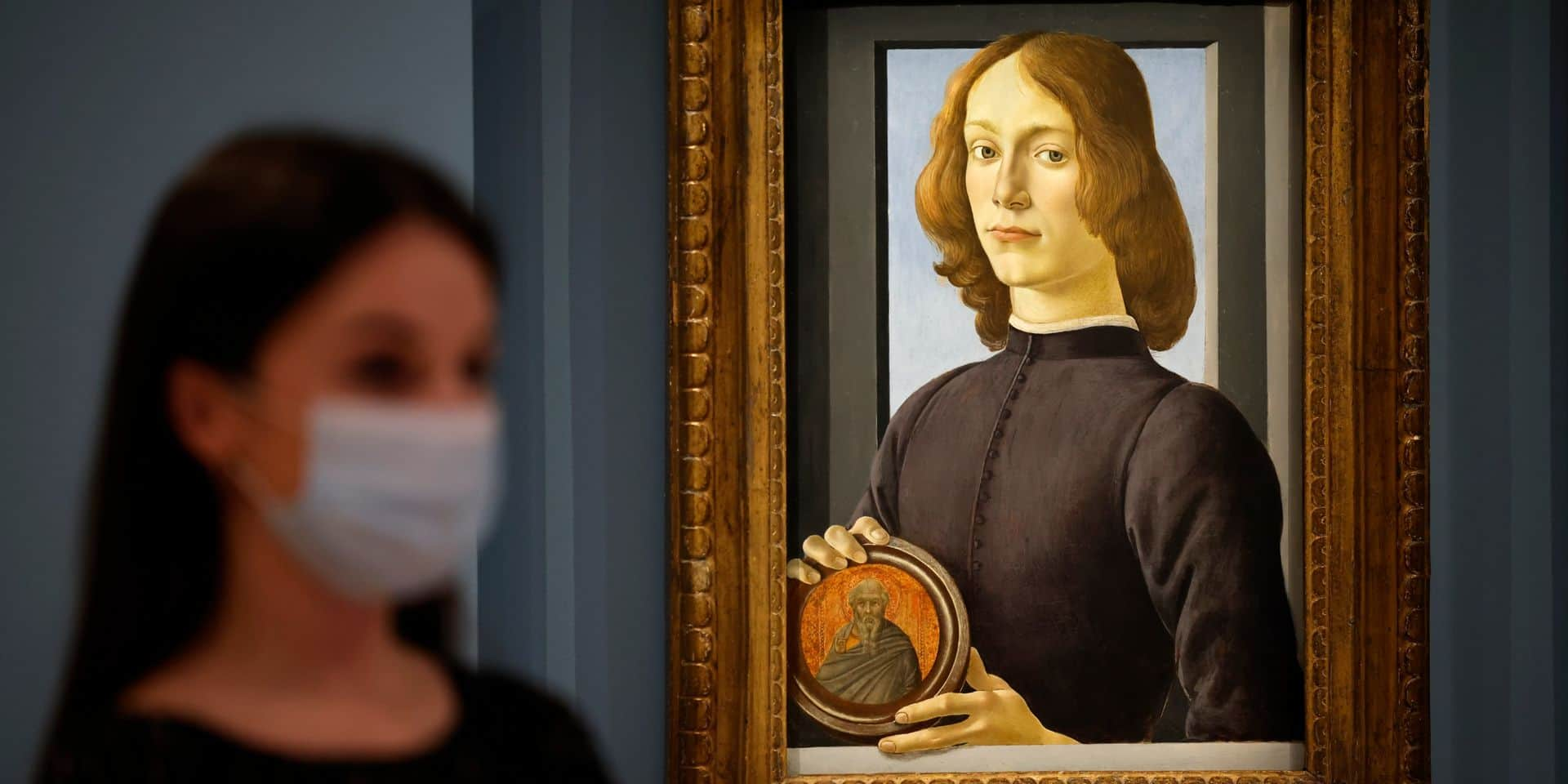 Un exceptionnel Botticelli est vendu plus de 92 millions de dollars aux enchères