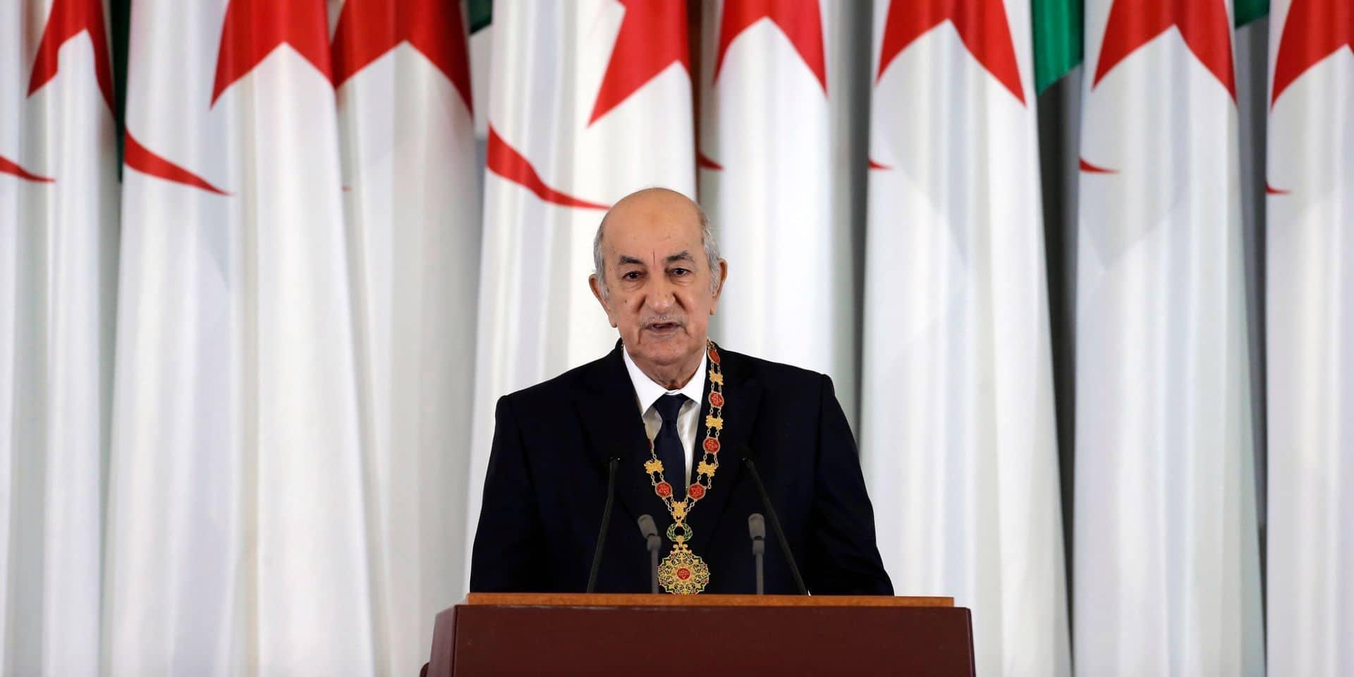 Le gouvernement algérien réduit de moitié le budget de fonctionnement de l'Etat