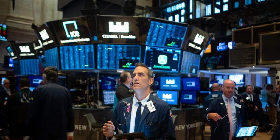 Les marchés européens clôturent en forte hausse pour débuter la semaine