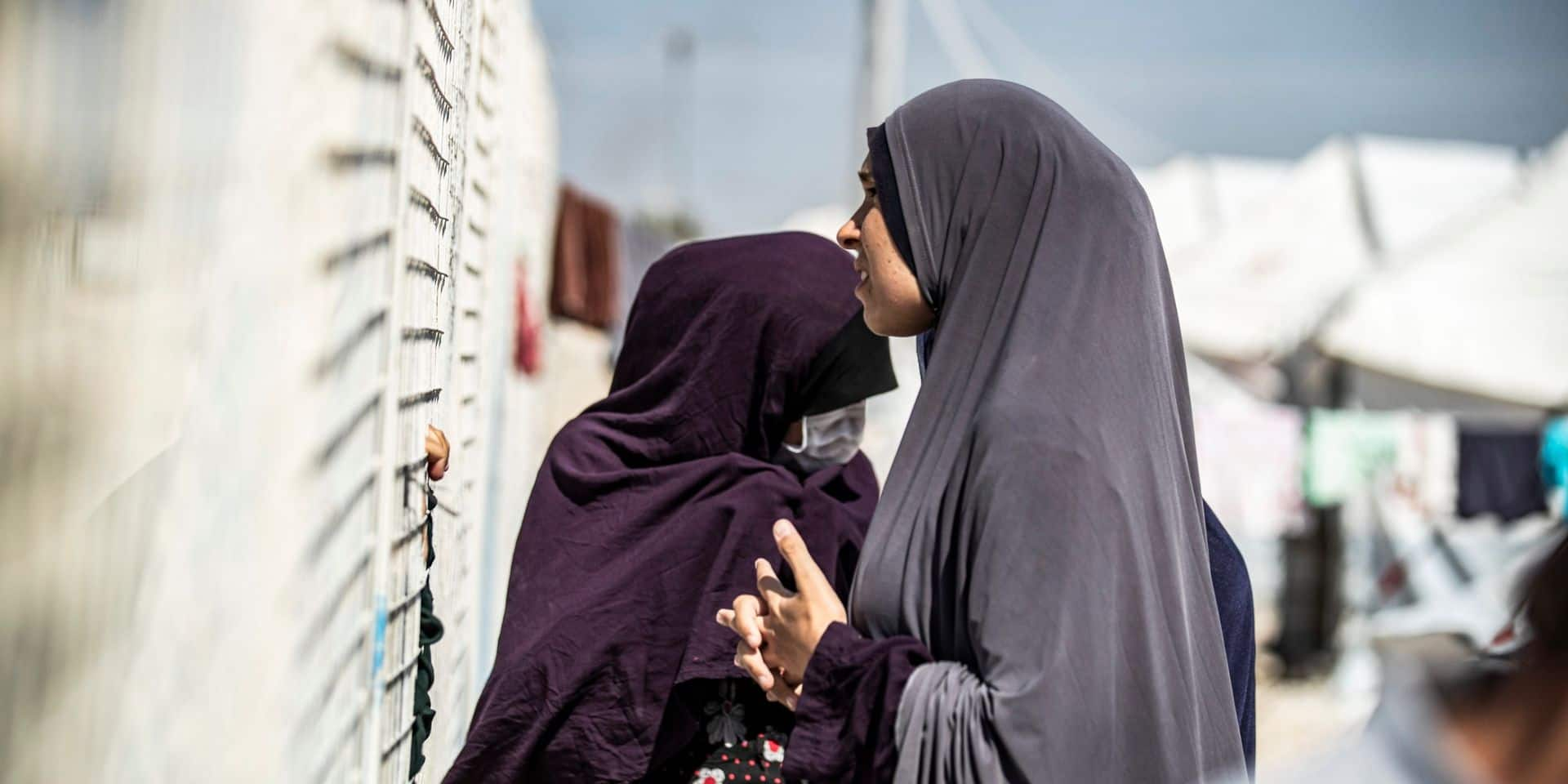 Le camp d'Al Hol, véritable poudrière djihadiste, bientôt vidé de 25 000 Syriens