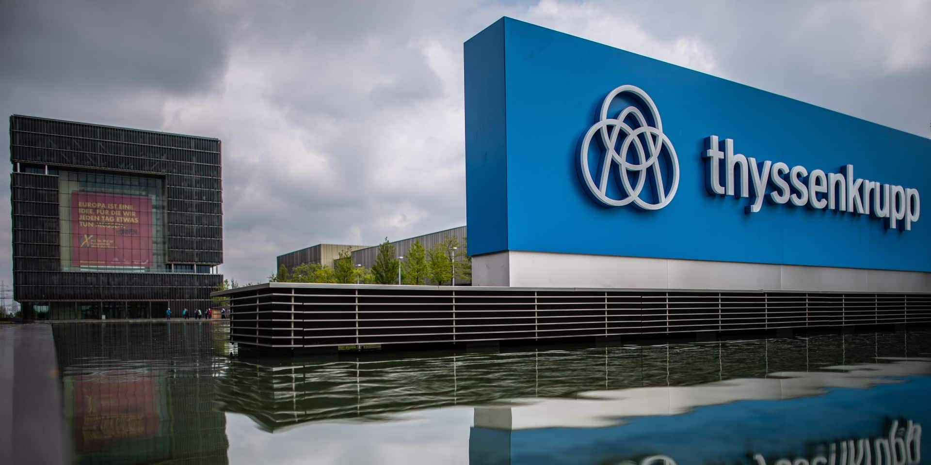Thyssenkrupp porte plainte contre l'interdiction de sa fusion avec Tata