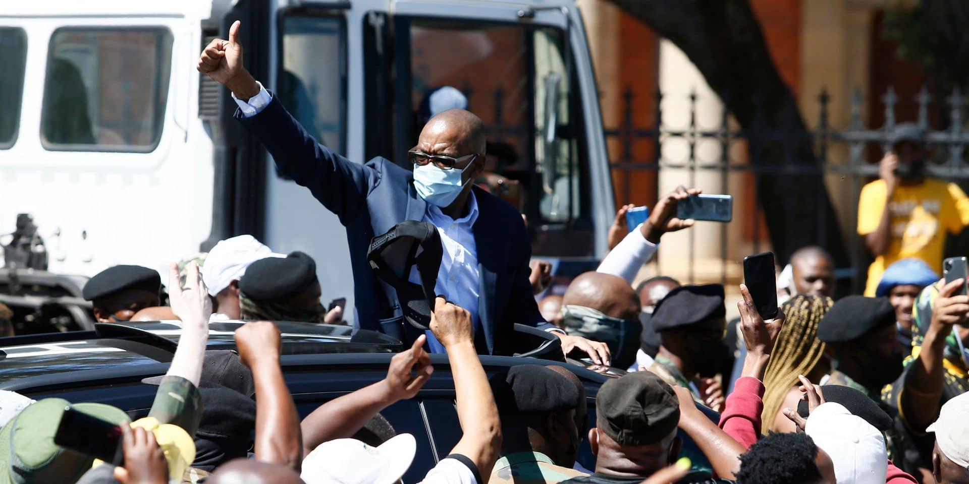 Afrique du Sud : l'ANC ose enfin suspendre son secrétaire général