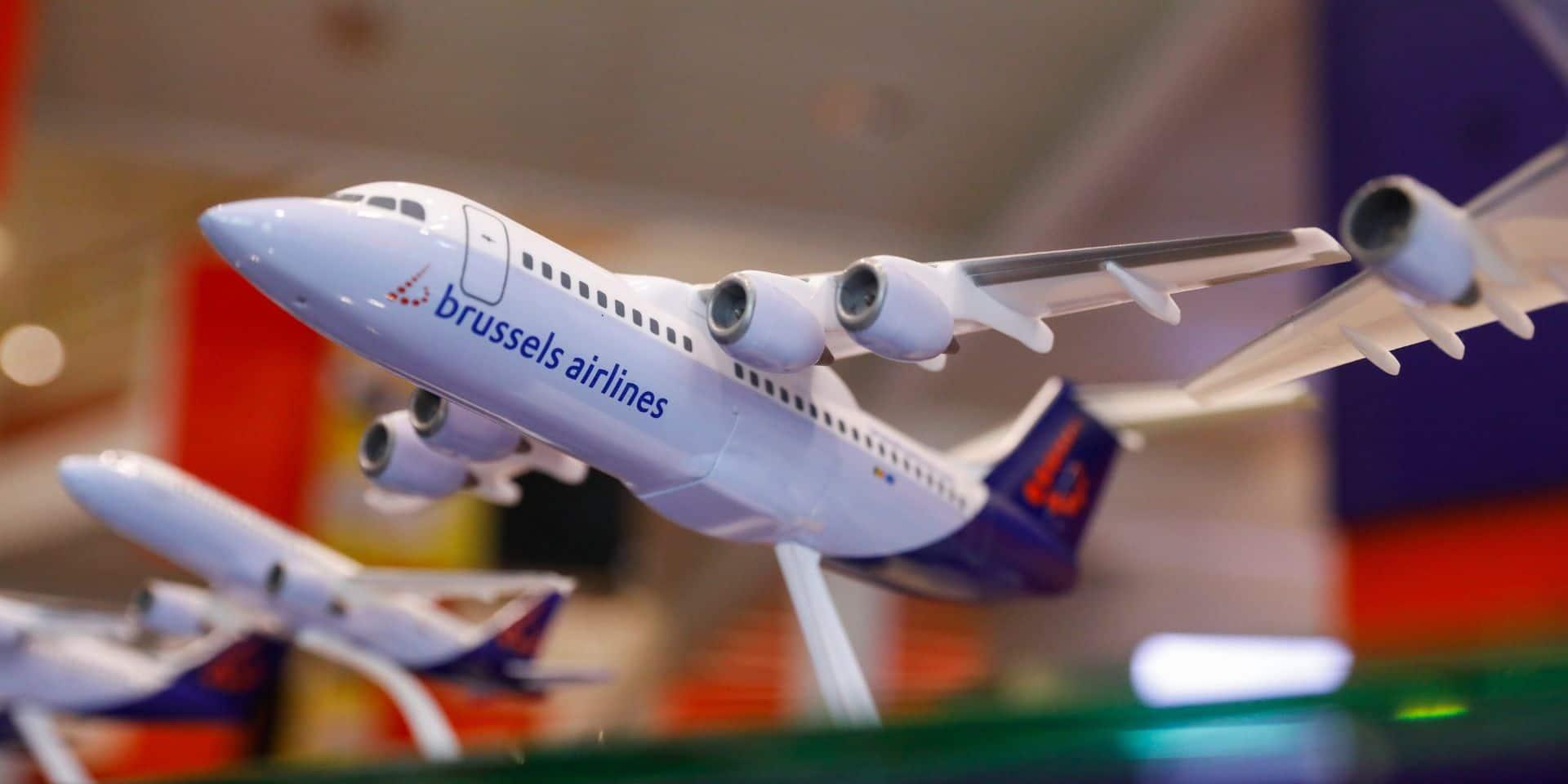 Les chiffres de passagers de Brussels Airlines à nouveau distincts de ceux d'Eurowings