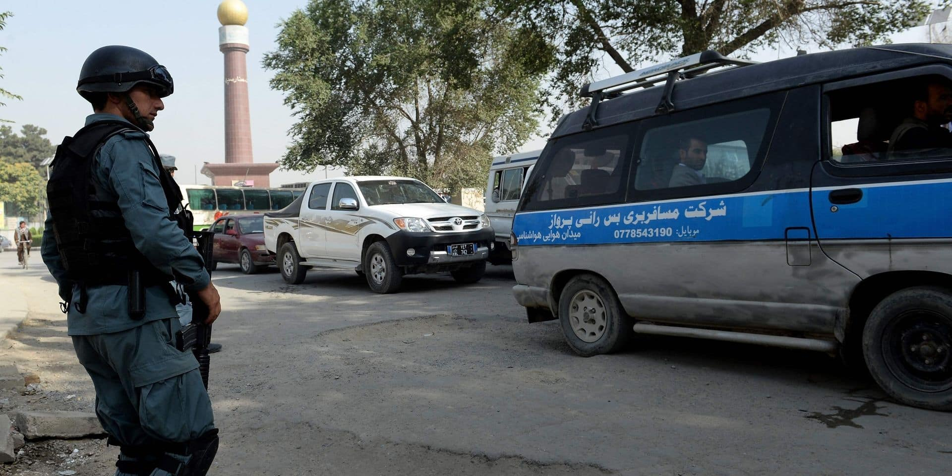 Washington rappelle son personnel non-essentiel de l'ambassade de Kaboul