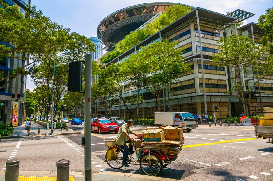 8. Singapour