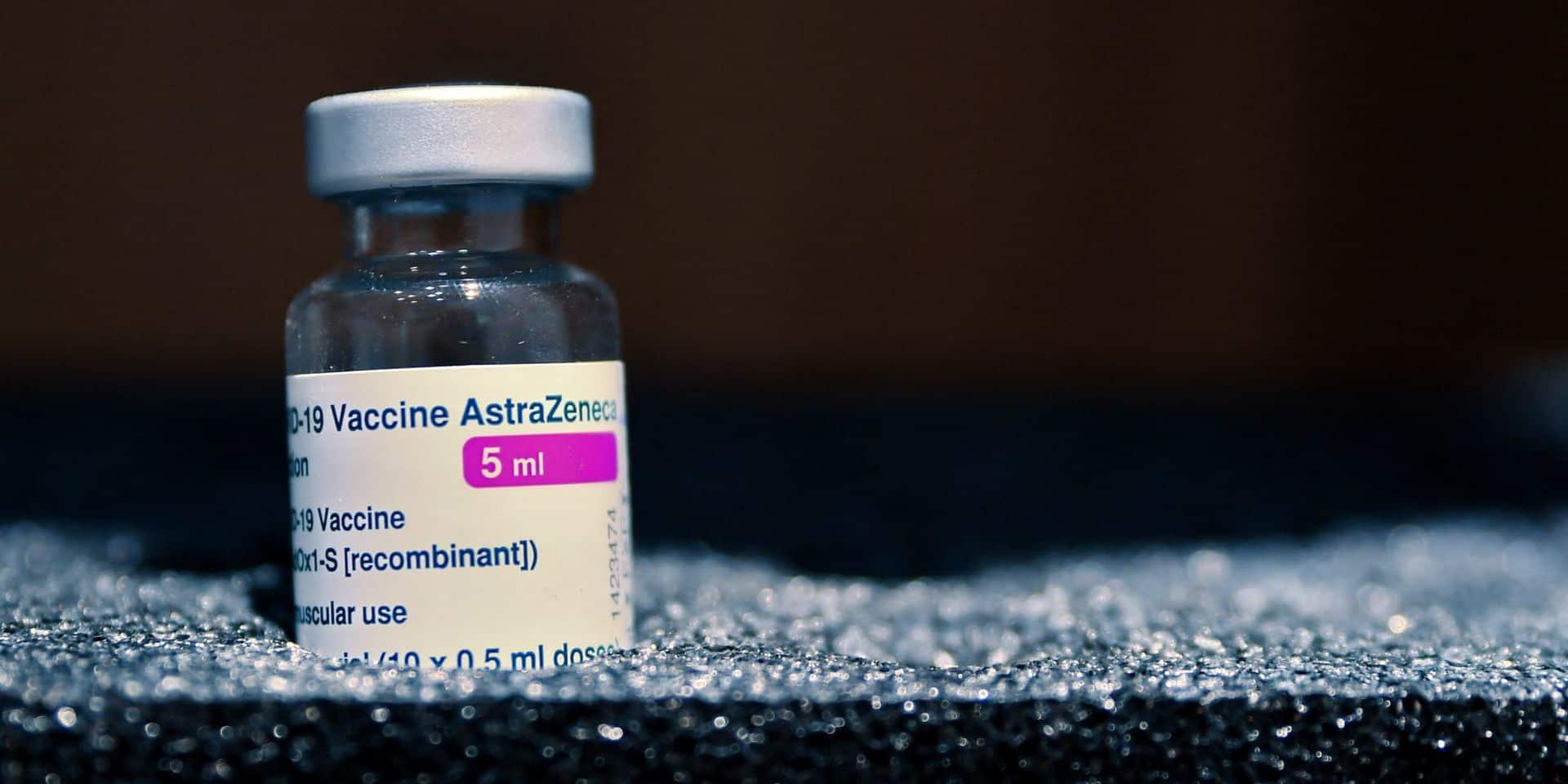 L'intervalle entre les deux doses du vaccin AstraZeneca sera-t-il raccourci pour tout le monde ?