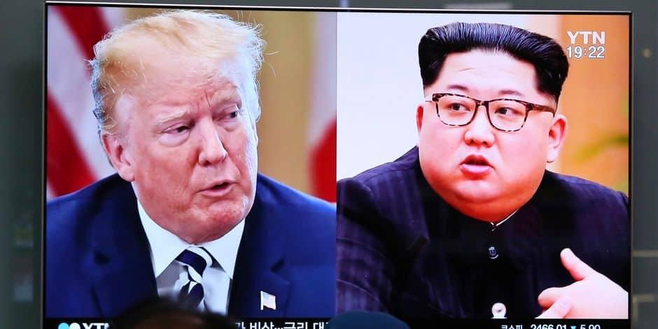 Un sommet Trump-Kim enfin sur les rails?