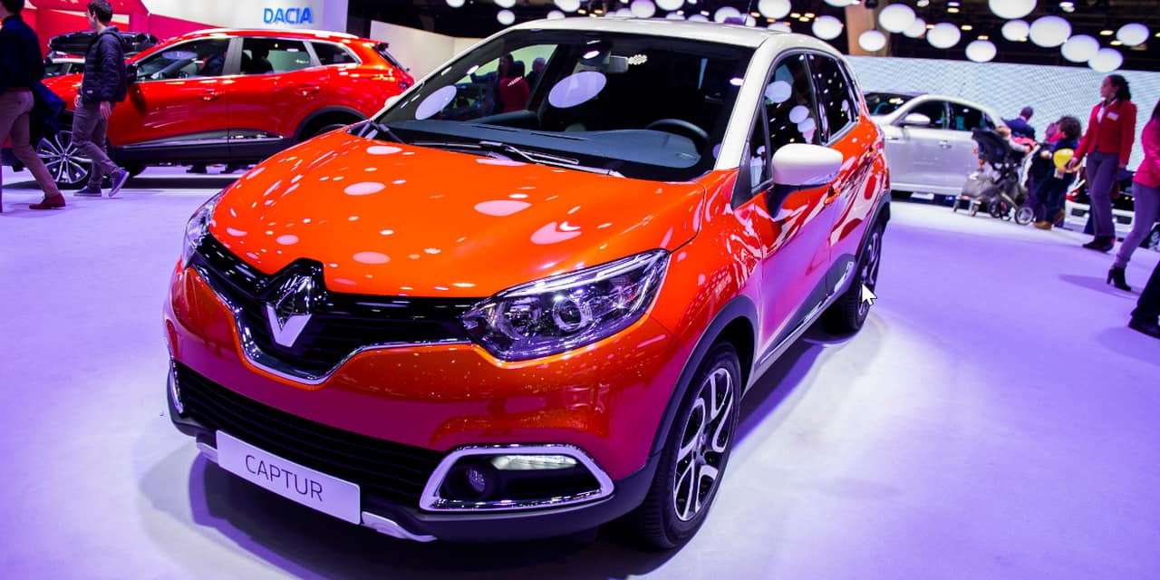 Baisse des ventes de Renault, freiné par le recul des marchés mondiaux