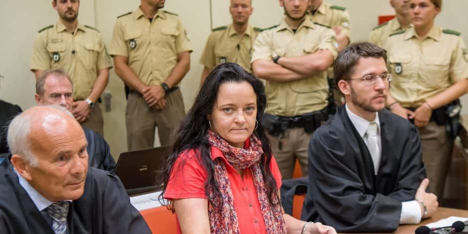 Prison à vie pour la principale accusée — Meurtres néonazis
