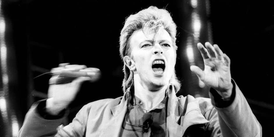 Premier enregistrement de Bowie aux enchères - Lifestyle