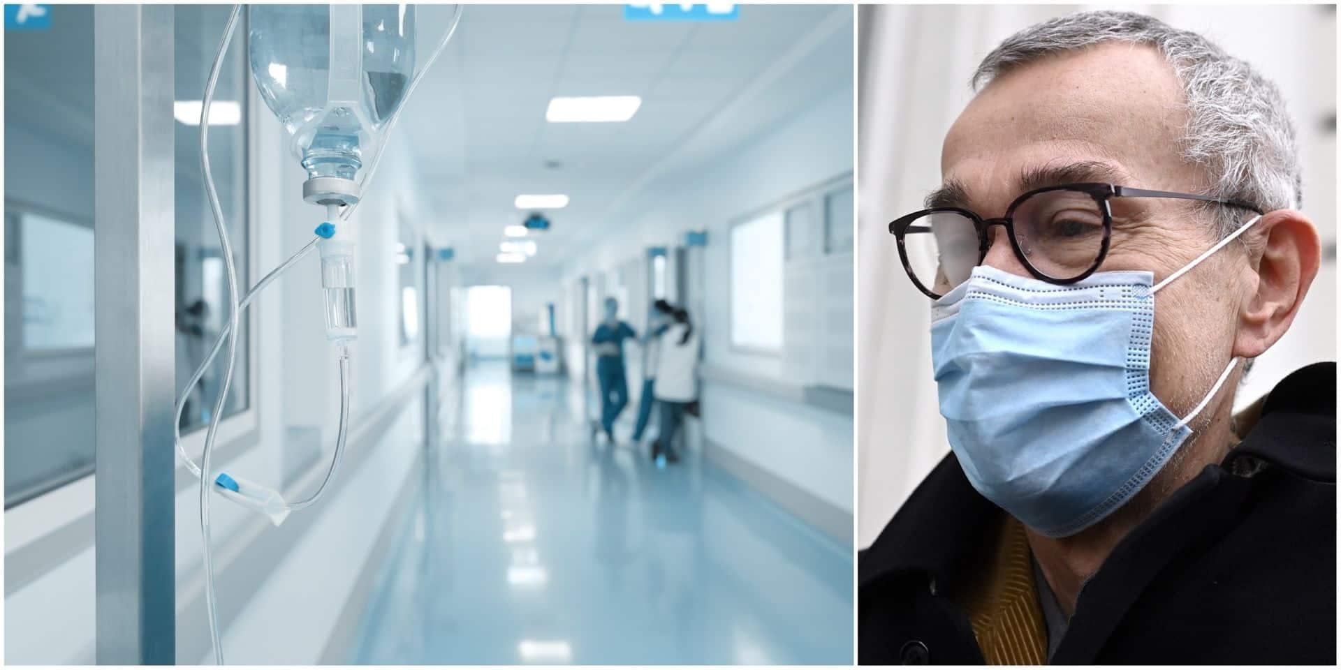 AstraZeneca: six cas de problèmes sanguins en Belgique, seulement 0,0002% dans toute l'Europe, insiste Vandenbroucke