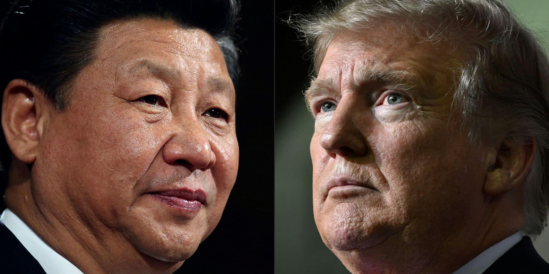 Entre la Chine et les Etats-Unis, l'escalade verbale ne cesse de grimper