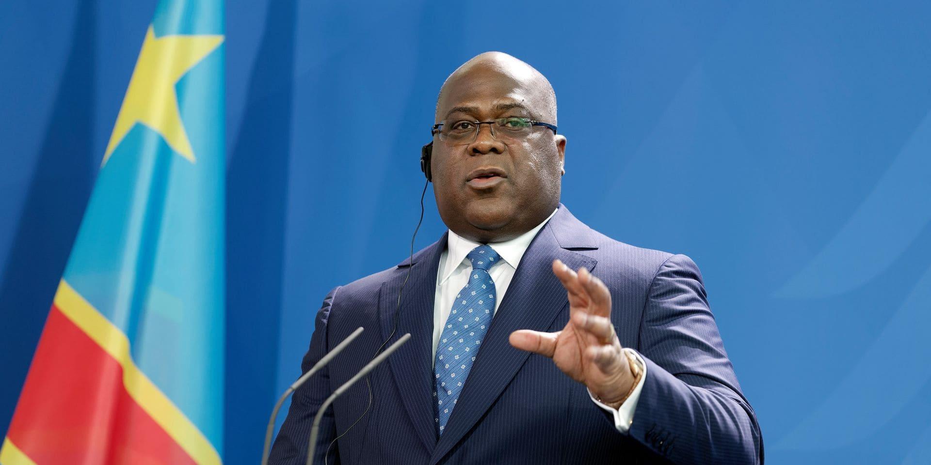 Félix Tshisekedi devient ce week-end président de l'Union africaine