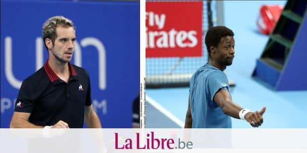 Gasquet qualifié pour les demies à Anvers — Tennis