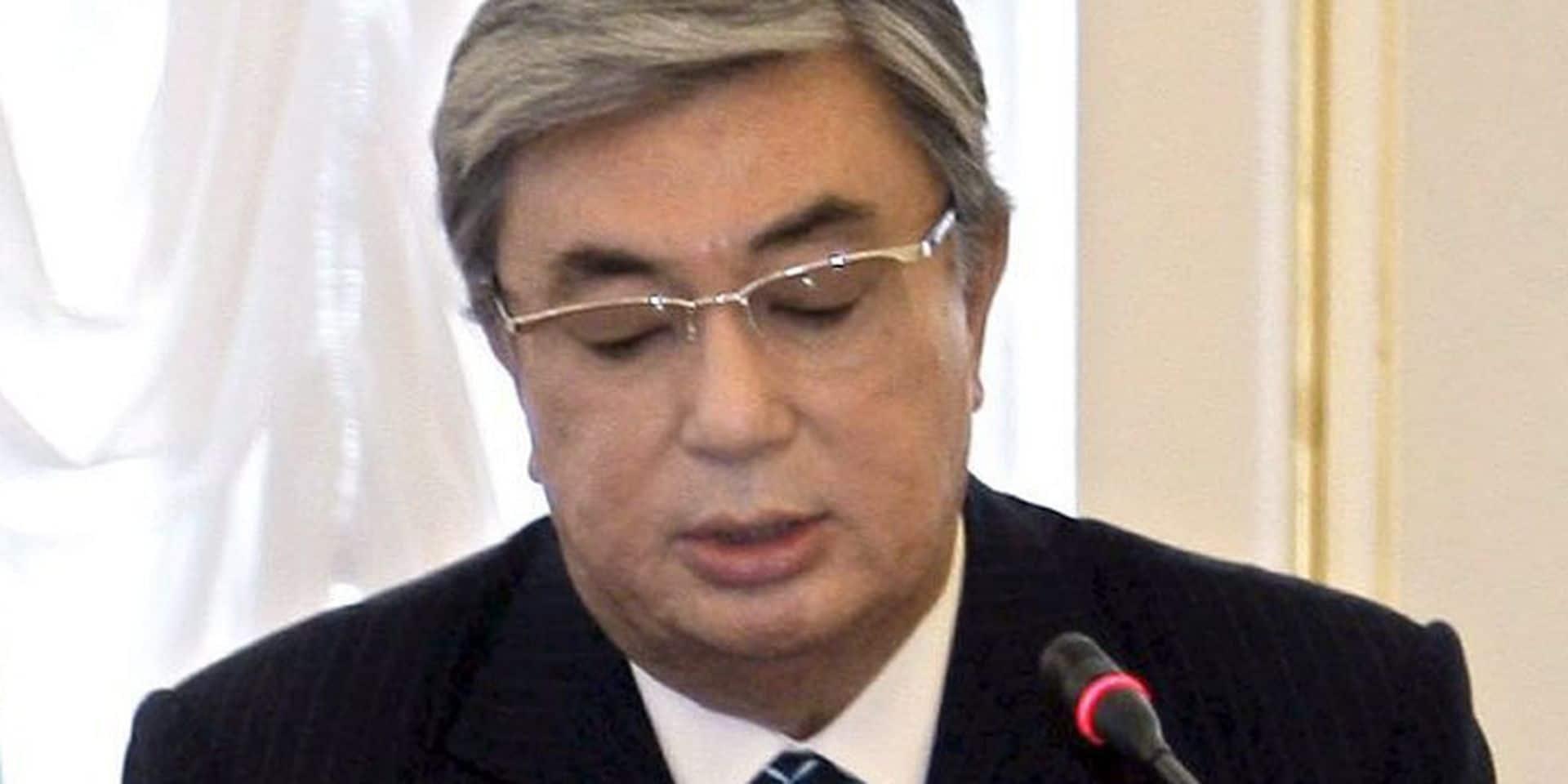Le Kazakhstan abolit la peine de mort