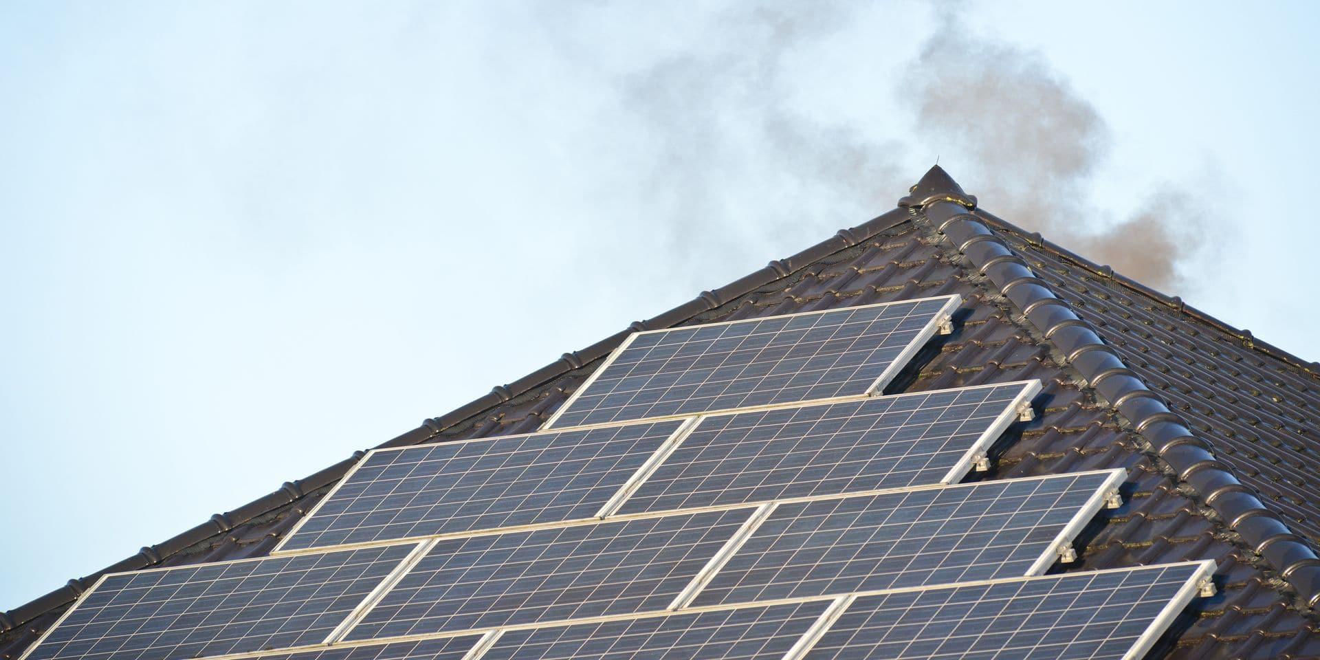 SunnyRoof installe des panneaux solaires gratuitement chez les Bruxellois