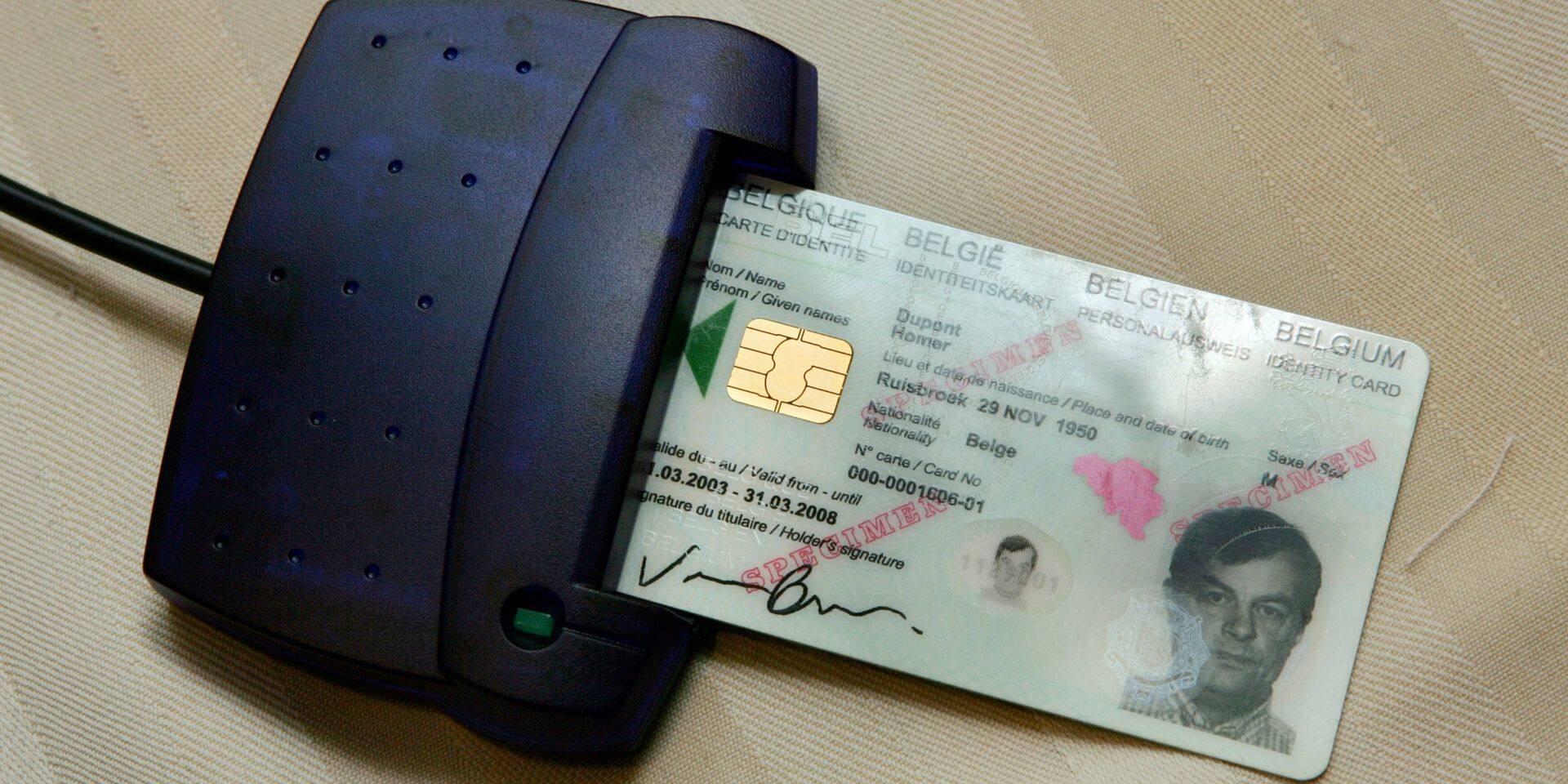 Toutes les communes délivreront bientôt des cartes d'identité avec empreintes digitales