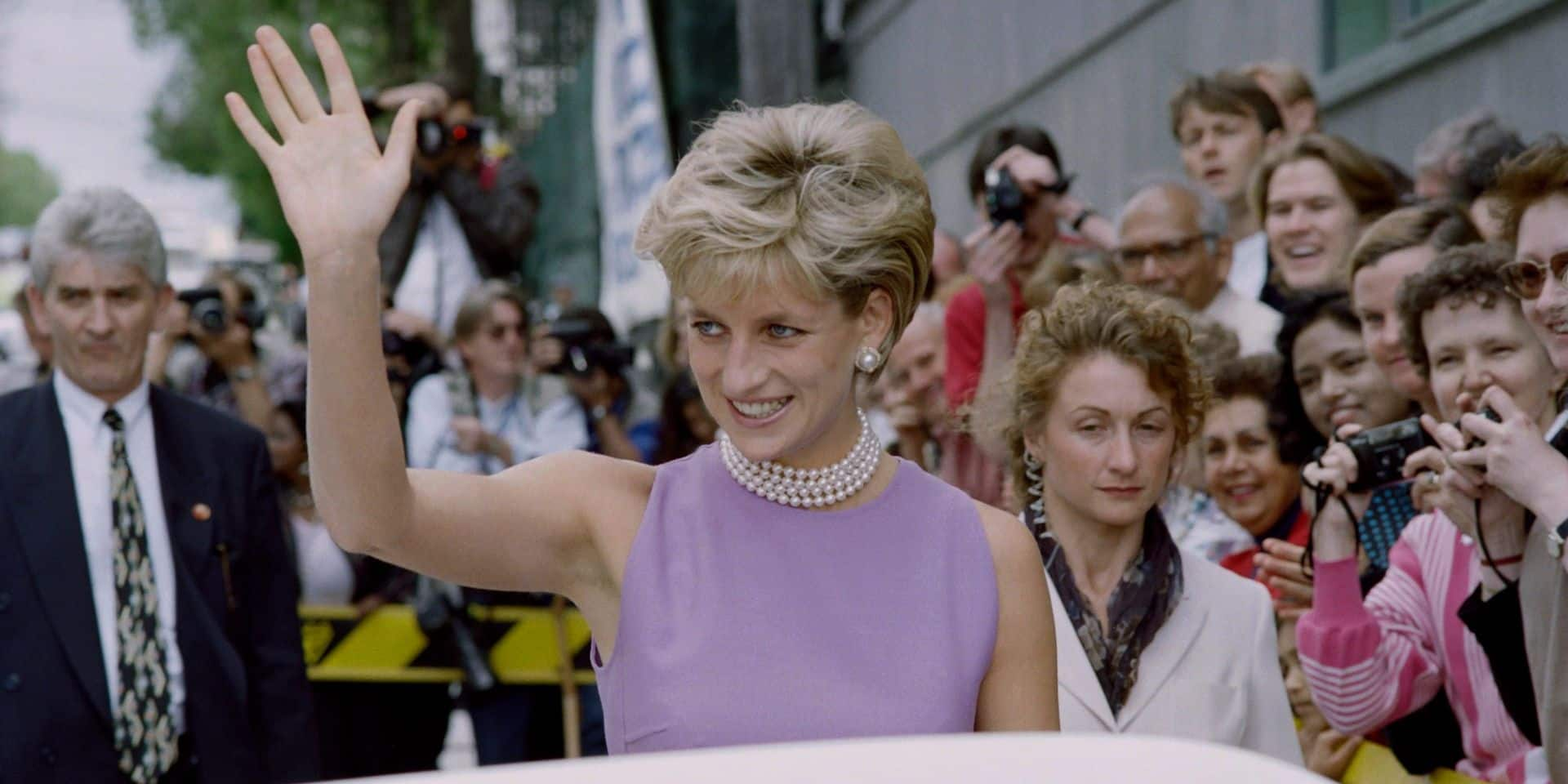 Deux photos inédites de Lady Diana refont surface