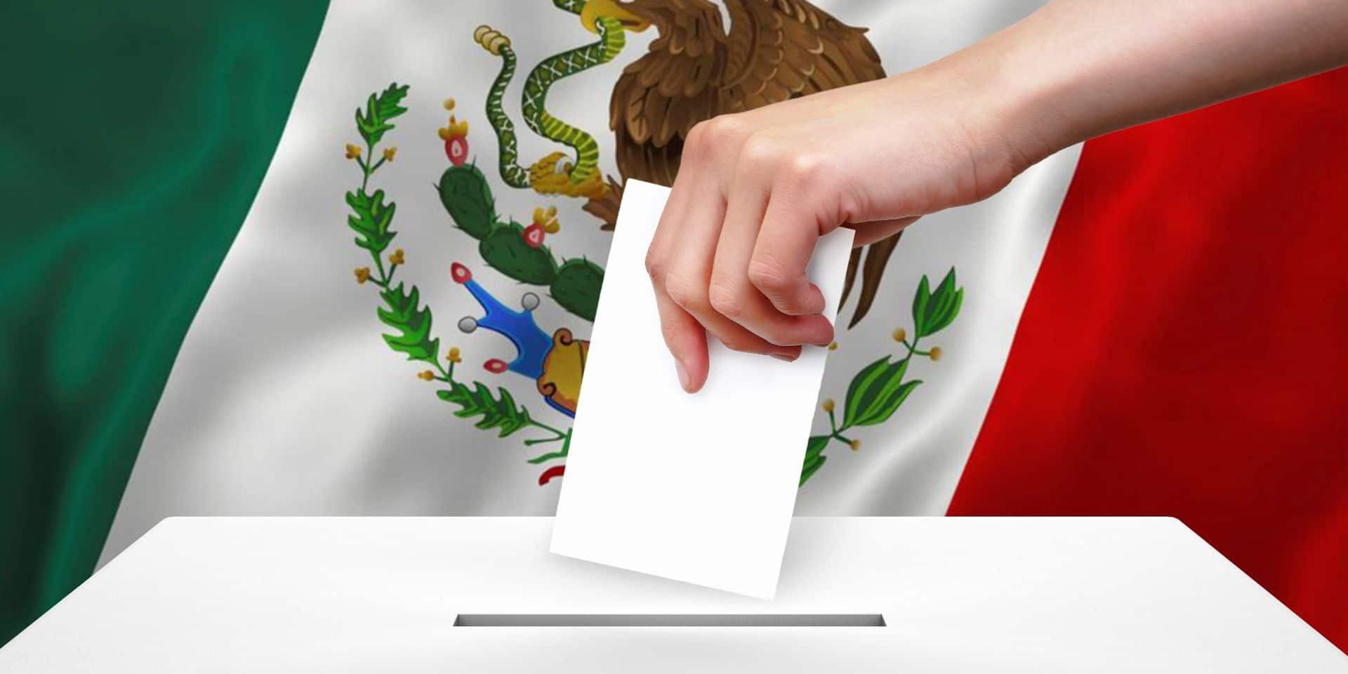 Des élections géantes se préparent au Mexique: des amateurs bas de gamme face à des professionnels infréquentables