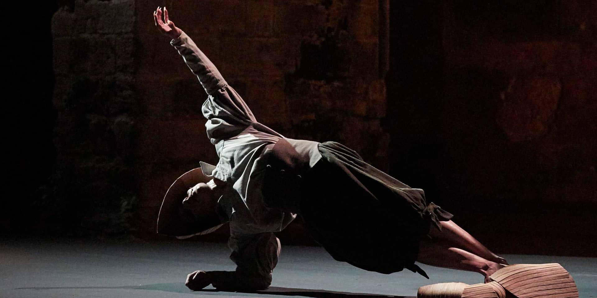 """Le premier choc du Festival d'Avignon, la danse androgyne de Chaignaud: """"sublime, troublant"""""""