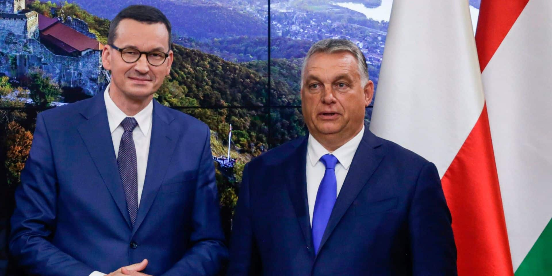 """Rapport sur l'état de droit: la Hongrie juge """"infondées"""" les critiques de la Commission"""