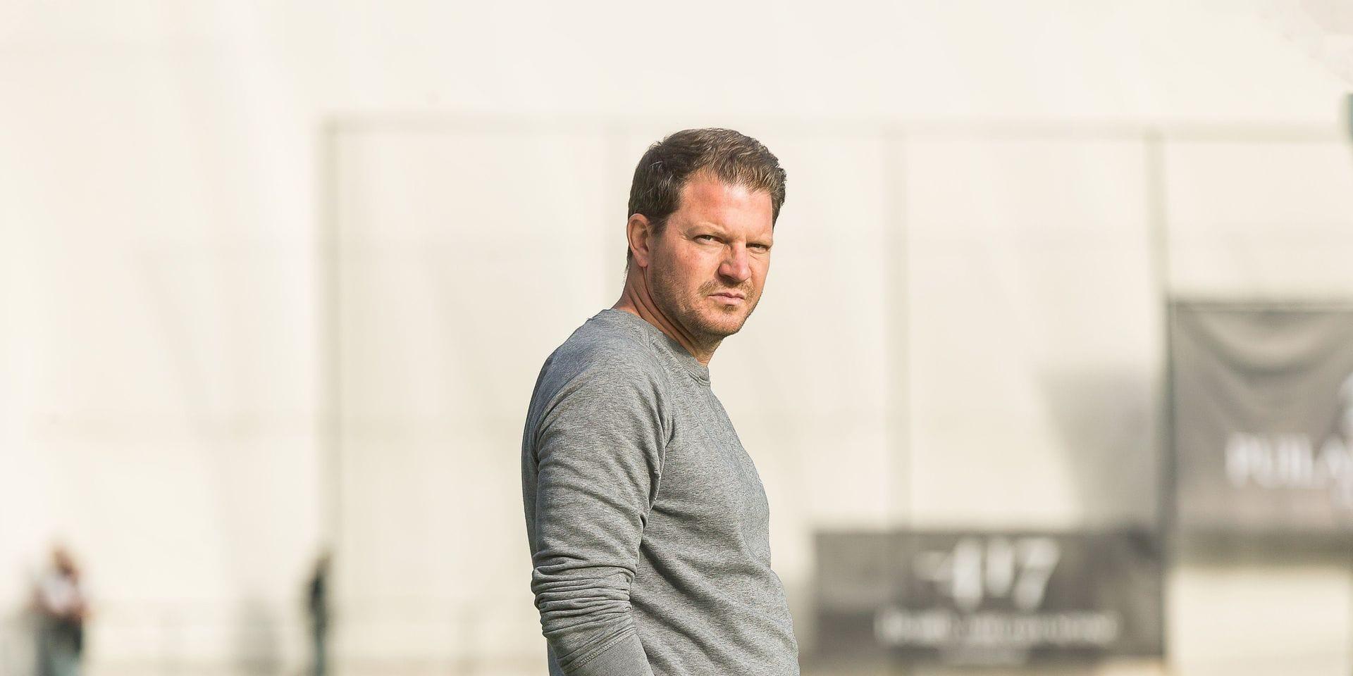Et si Geens devenait l'adjoint de van den Heuvel après les Jeux ?