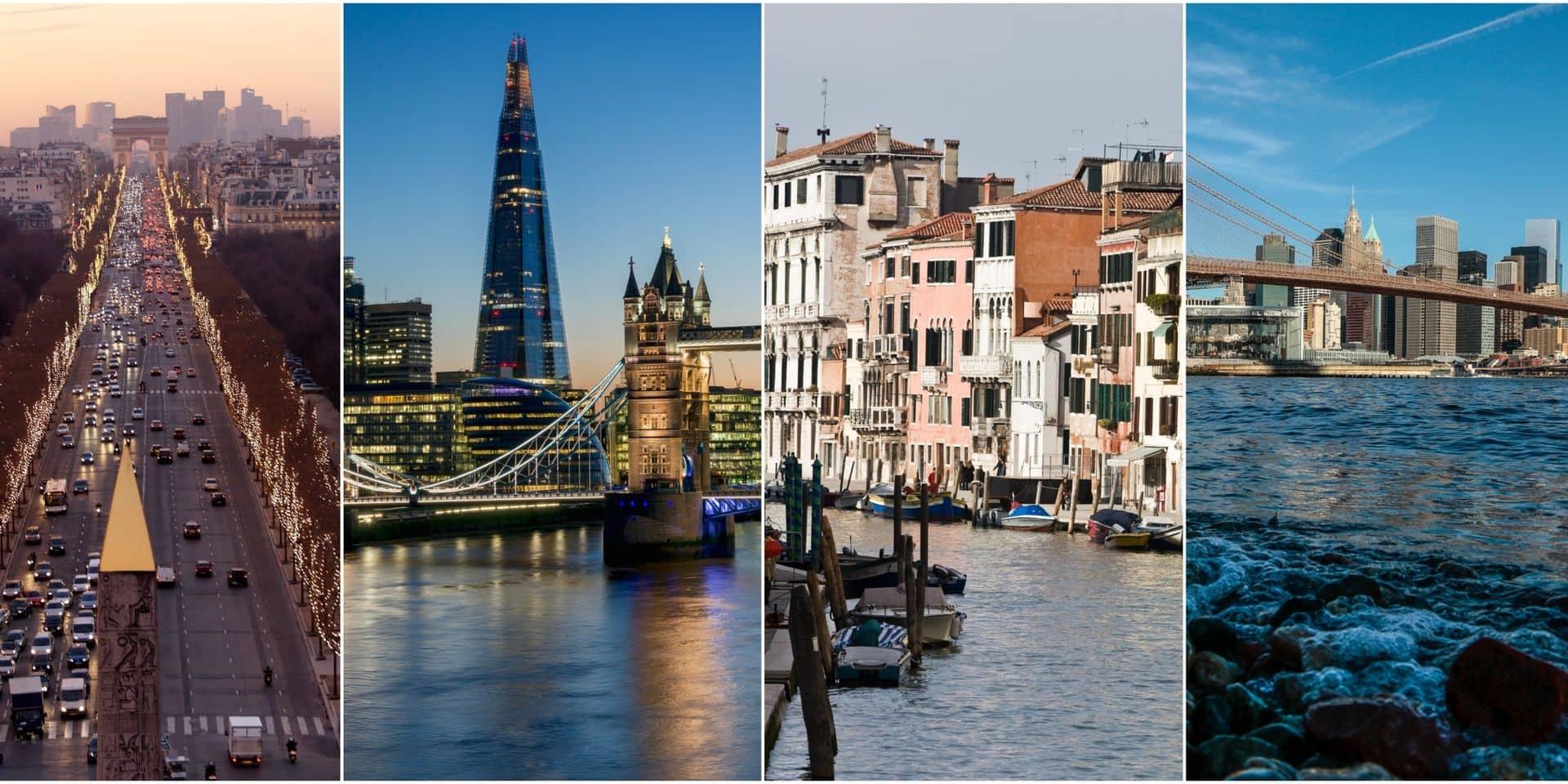 Bruges dans le Top 50 des plus belles villes du monde : découvrez le classement
