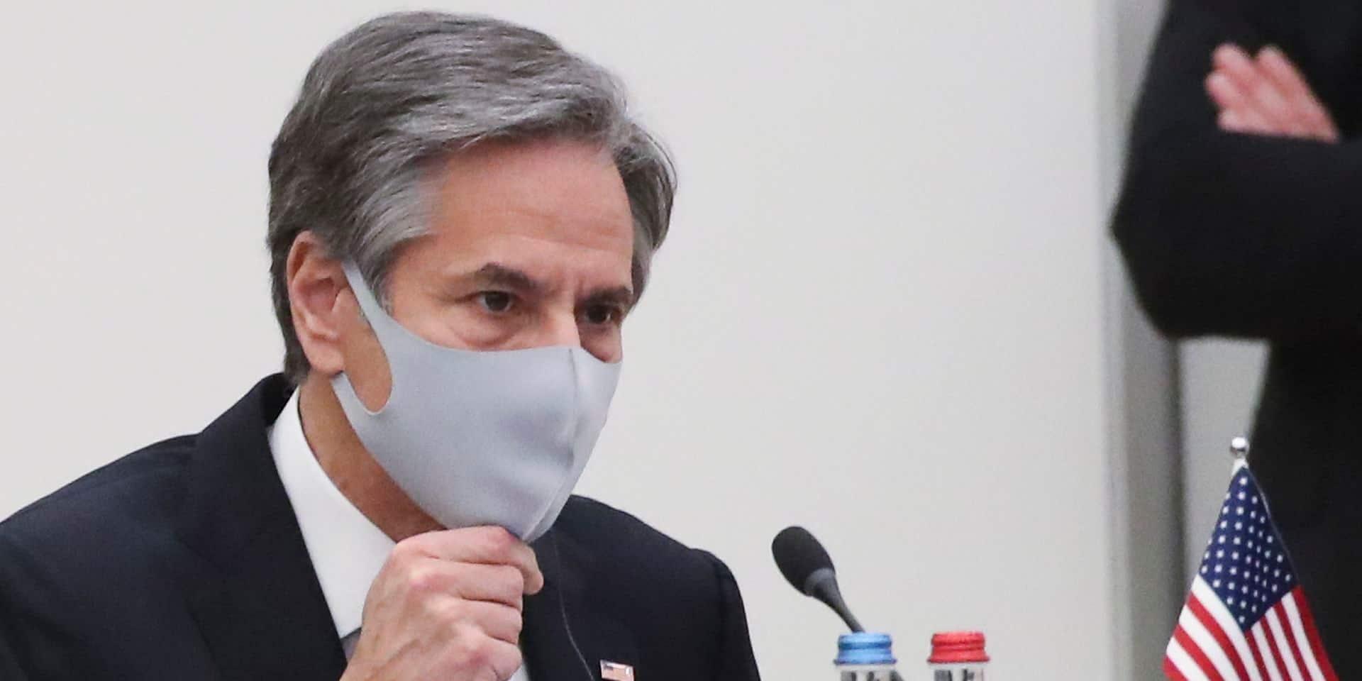 Le secrétaire d'État américain est à Bruxelles : les Etats-Unis appellent à élargir le rôle de l'Otan