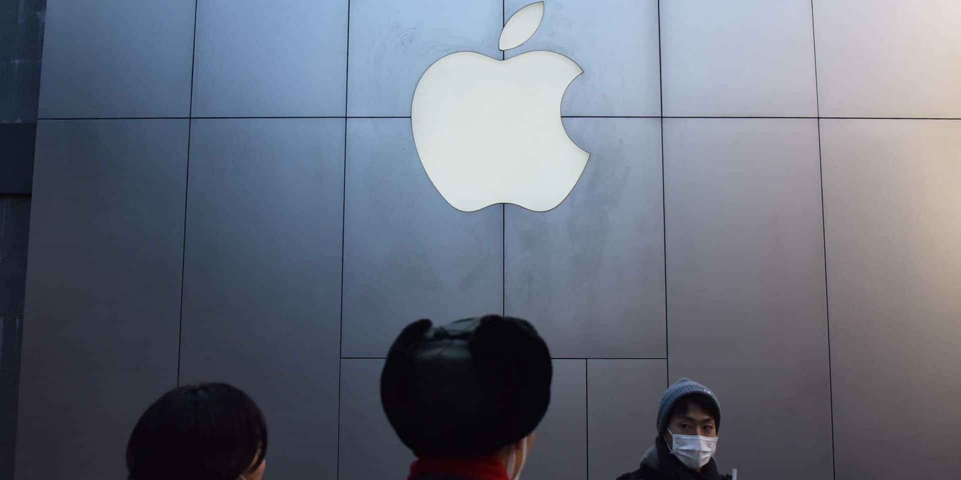 Après l'affaire Huawei, les Iphones interdits à la vente en Chine, mais pourtant toujours commercialisés