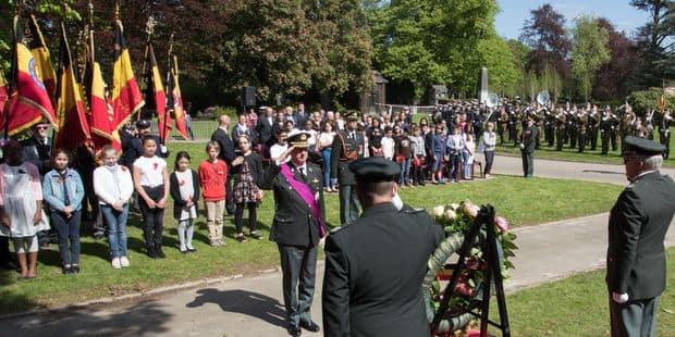 """Les """"héros oubliés"""" de la Grande Guerre commémorés à Bruxelles en présence du Roi - La Libre"""