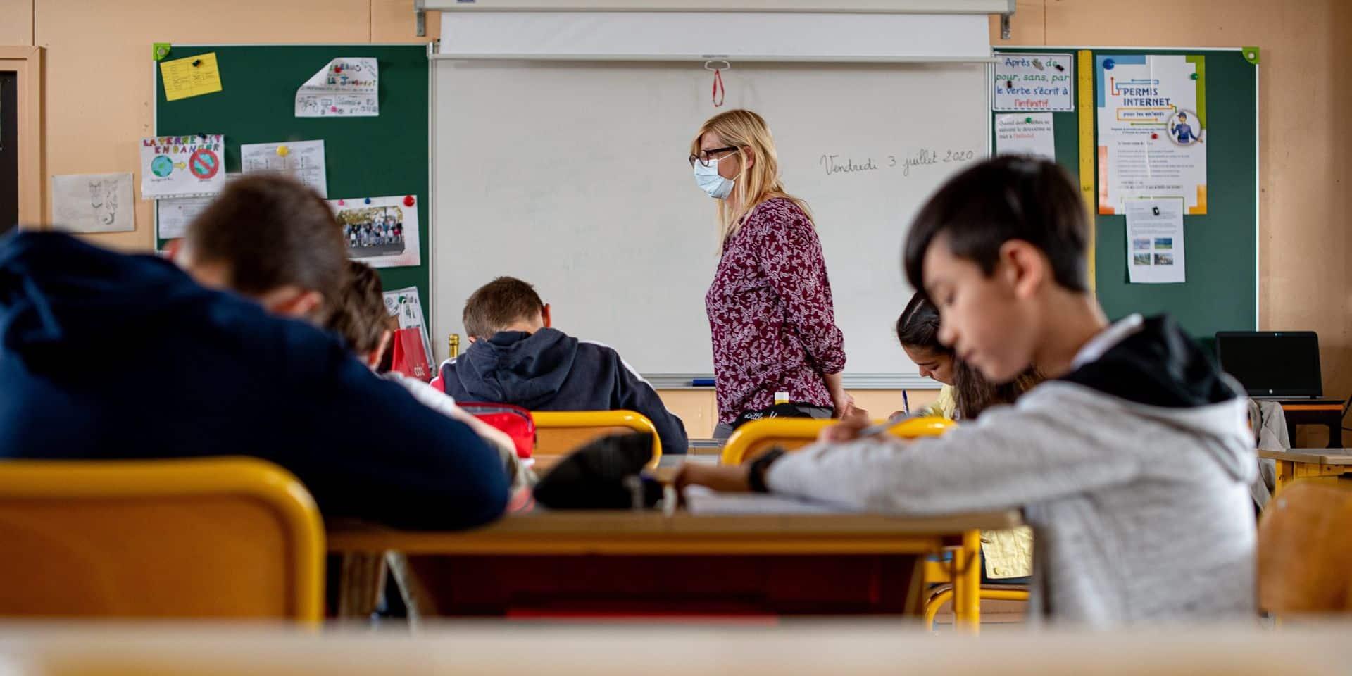 Boom de l'enseignement à domicile en année de pandémie : près de cent élèves sont retournés en classe