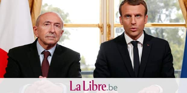 Brigitte Macron dément avoir engueulé Gérard Collomb — France