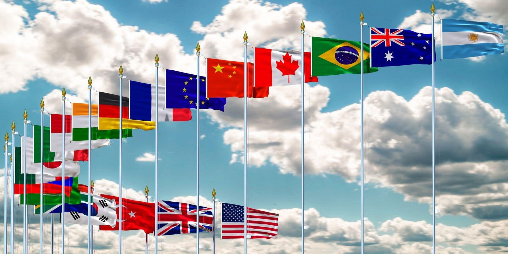 Virus: le G20 va injecter 5.000 milliards de dollars dans l'économie mondiale