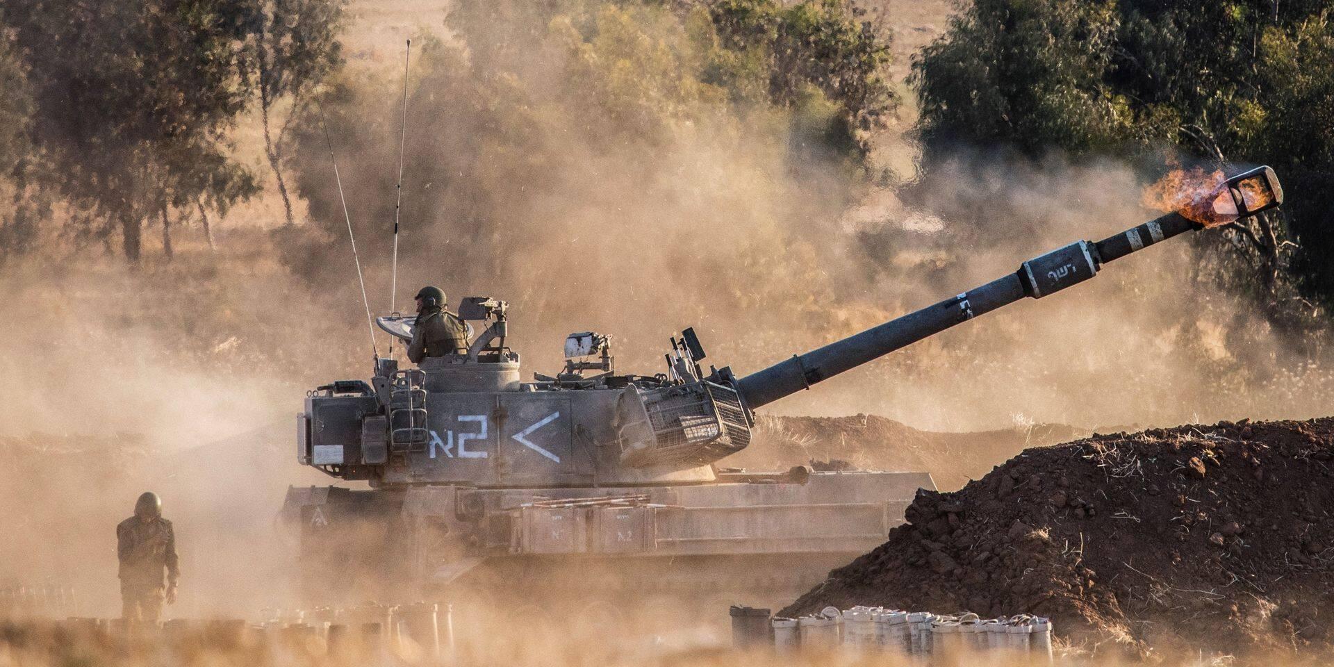 """L'armée israélienne fait marche arrière et dit finalement ne pas être entrée dans Gaza: """"Un problème de communication"""""""
