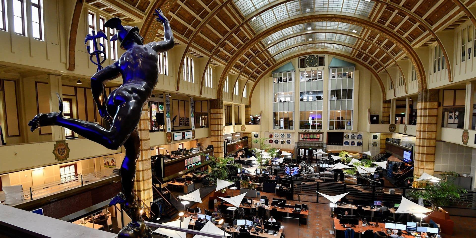 L'opérateur boursier paneuropéen Euronext acquiert la Bourse de Milan
