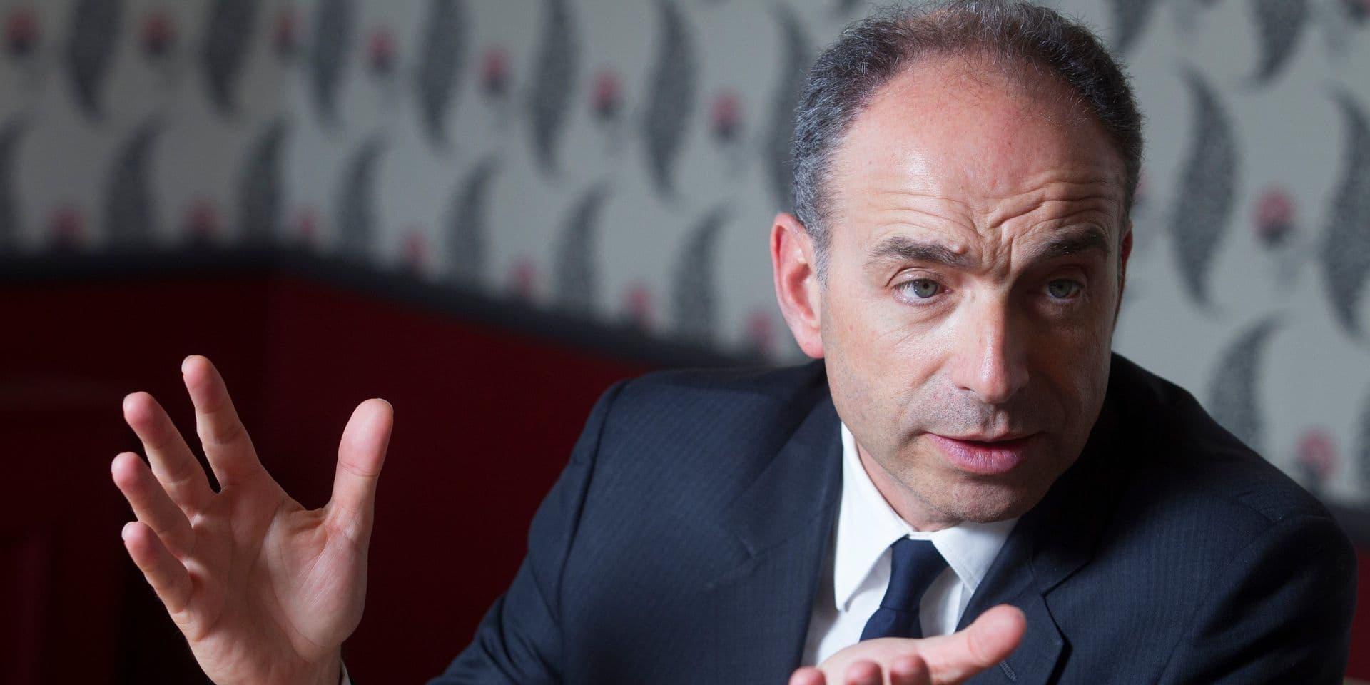 Jean-François Copé débarque au procès Bygmalion sur les dépenses de la campagne présidentielle de Nicolas Sarkozy