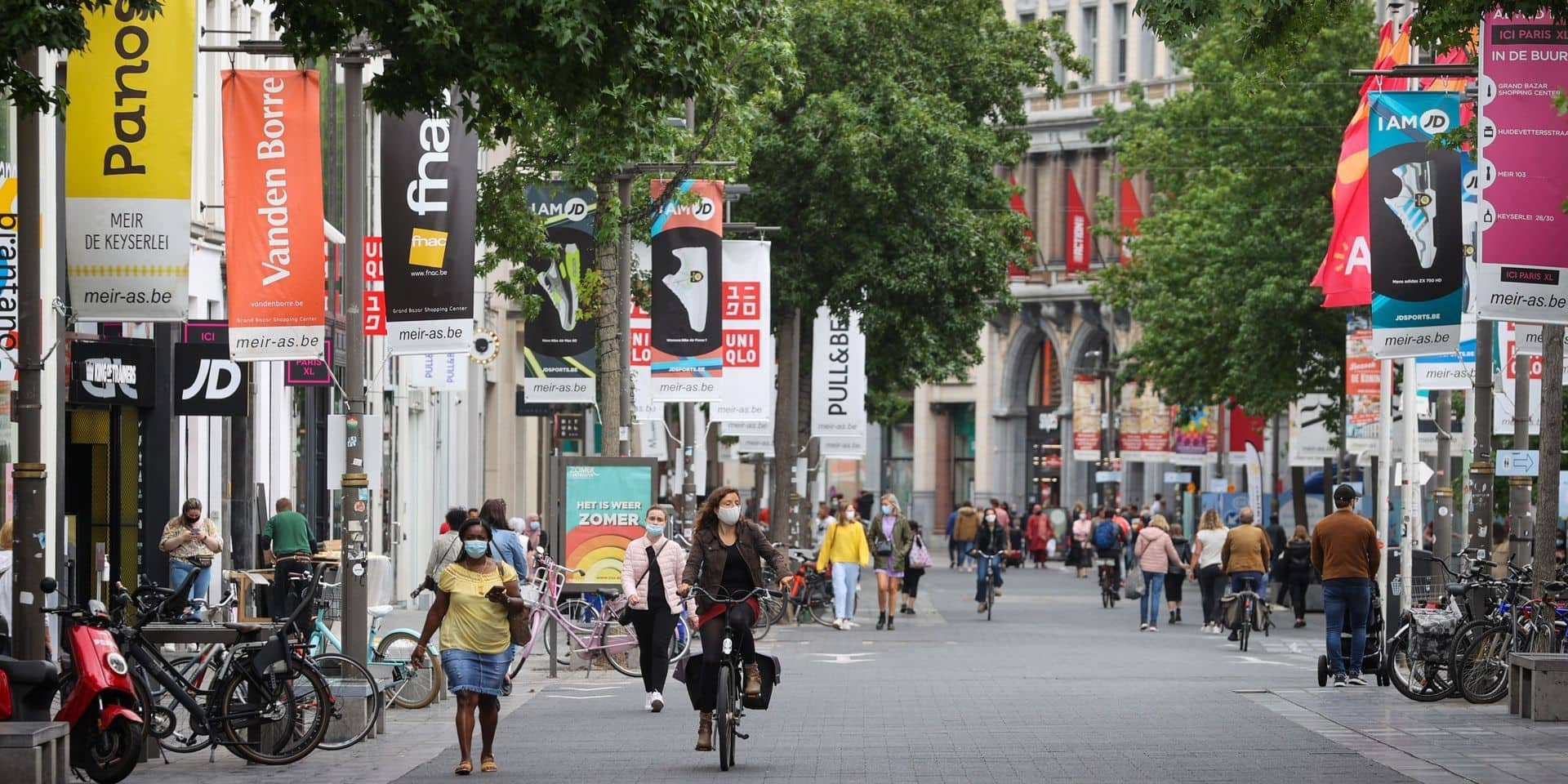 Les Affaires étrangères demandent à Berlin et La Haye de revoir leurs mesures de quarantaine pour Anvers