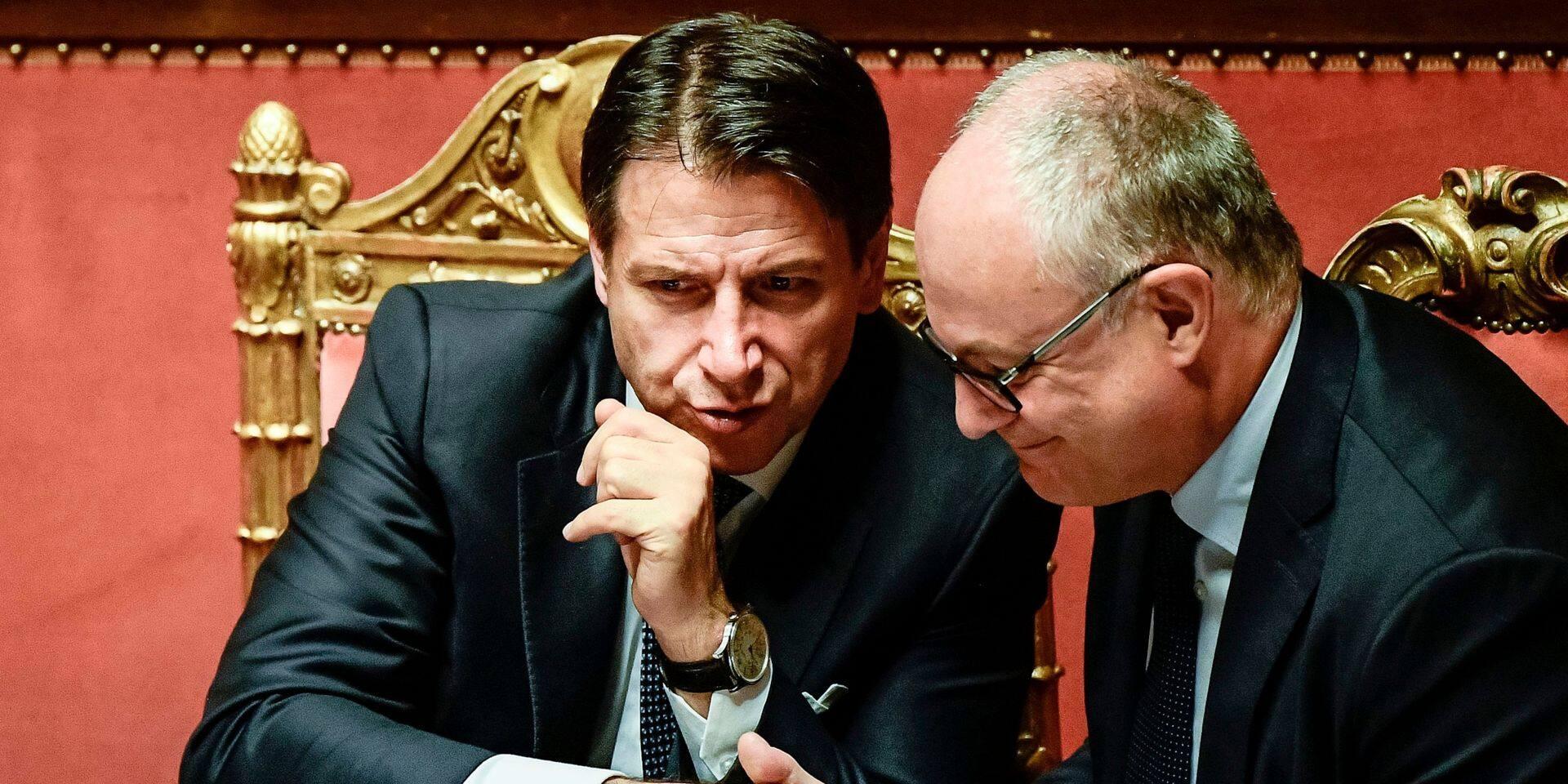 Après le parlement, le gouvernement Conte obtient la confiance du sénat