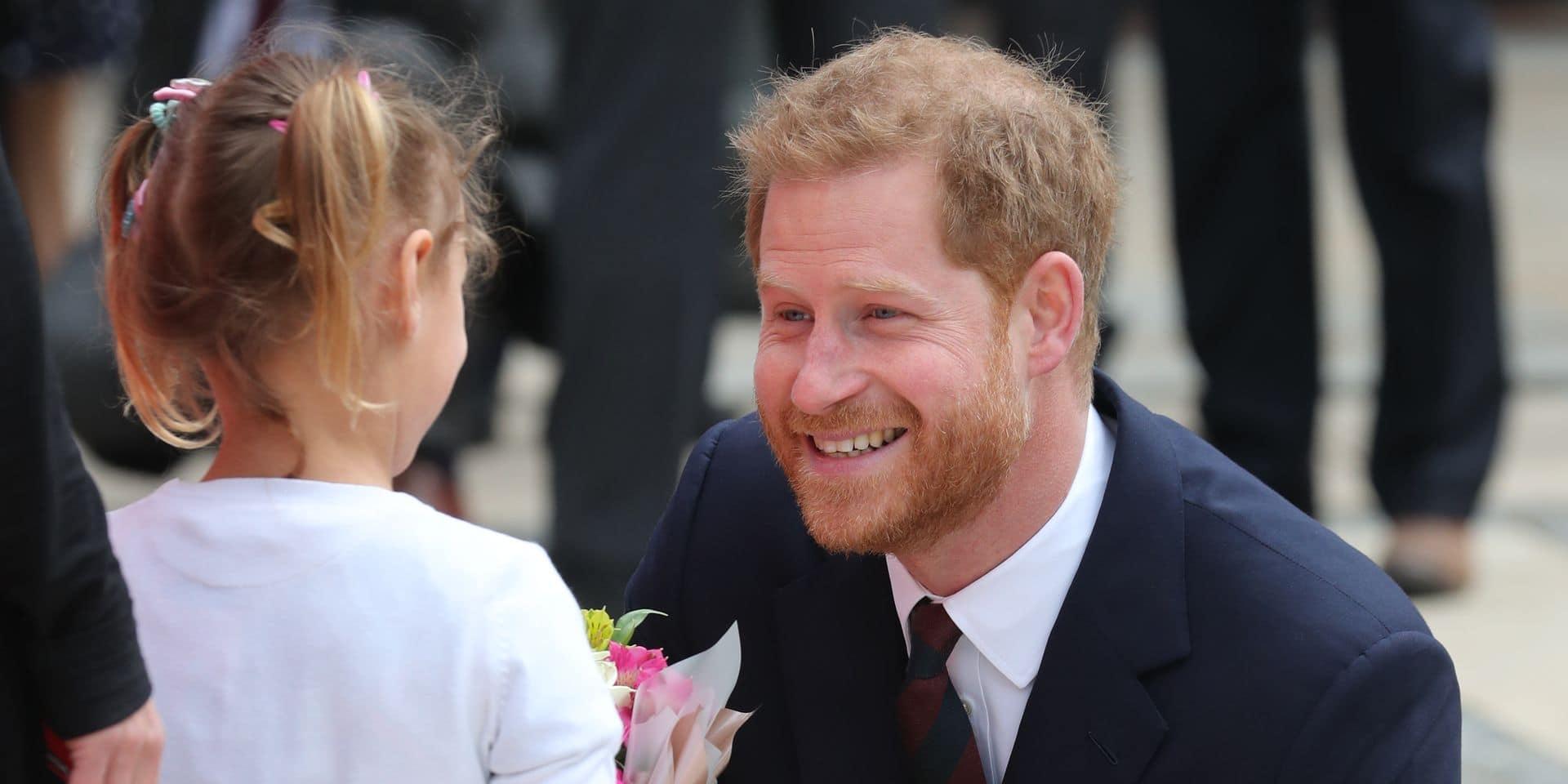 Plus engagé que jamais, le prince Harry prépare un docu sur la santé mentale avec Oprah Winfrey