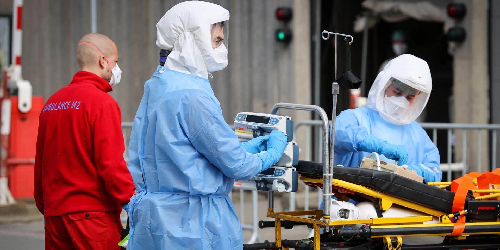 """Malgré la solidarité et le système D, les hôpitaux font face à des pénuries en cascade: """"Dans un grand hôpital, ils ont déjà fait des stocks de sacs poubelle"""""""