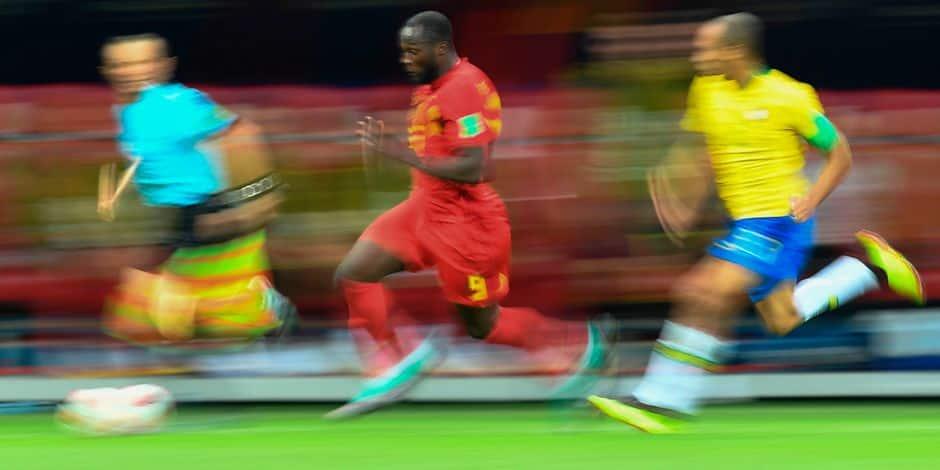 Lukaku-Mbappé, le match dans le match des hommes pressés - La Libre