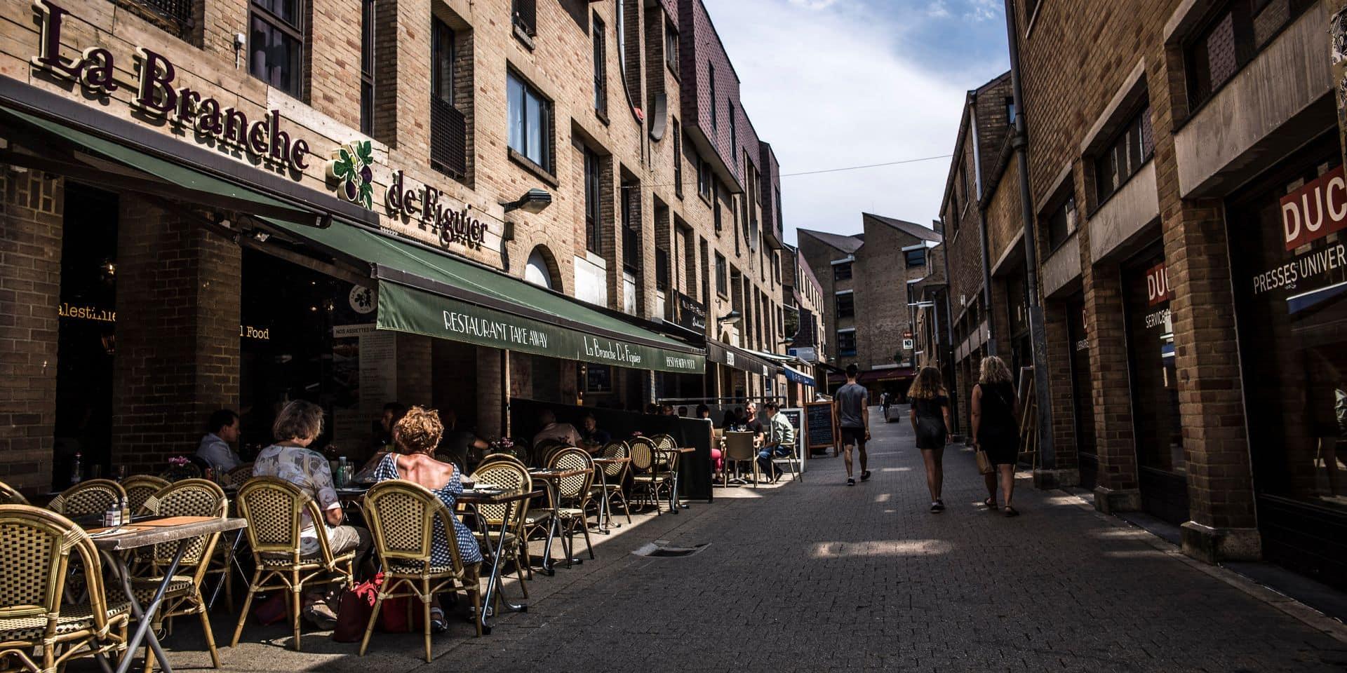 Un mineur interpellé après un braquage à main armée à Louvain-la-Neuve